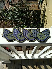 Air Force patch Winchester, 22601