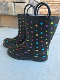 $6 - Western Chief Rain Boots (Size 10 Toddler) Roseville, 95747