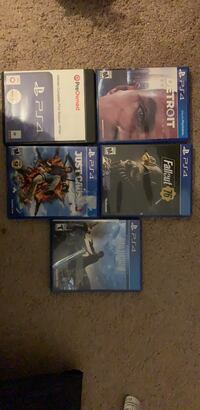 PS4 Video Games Woodbridge, 22192