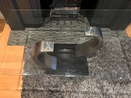 Glass table *reduced