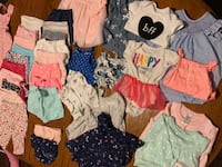 Baby girls 3 month clothes Gonzales, 70737
