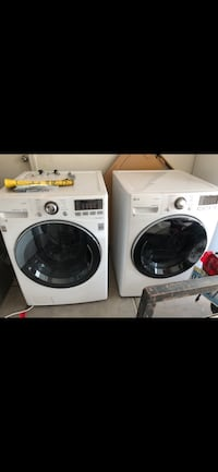 LG WASHER AND ELECTRIC DRYER  Las Vegas, 89106