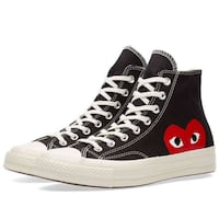 Cdg converse size 11