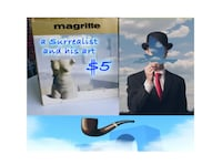 Margritte(Great Masters of Art Series)  Bethesda, MD, USA