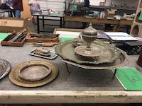 Brass and Silver antiques Trussville, 35173