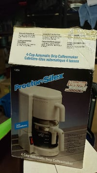 Automatic Drip Coffeemaker - 4 cup