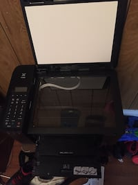 Printer with fax machine and scanner  Henderson, 27536
