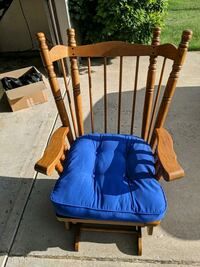 Oversized Rocking Chair Cold Spring, 56320