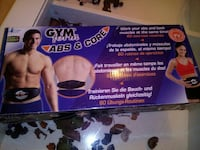 azul Gym Form Abs & Core box Madrid