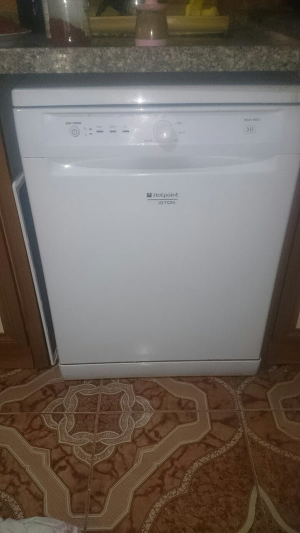Bulaşık makinesi hotpoint ariston  0