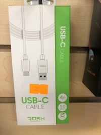USB-C 3.1 Cable 4ft 5.0 Gbps  TORONTO