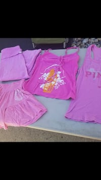 Victoria secret lot clothes/bag Gainesville, 20155