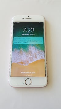 IPhone 7 rose gold 32 Gb unlocked Langley