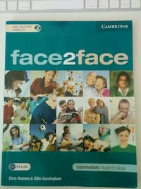 Face2face student's book Barcelona, 08034