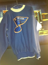 Deadstock with tags St. Louis Blues sweater Mississauga, L5M
