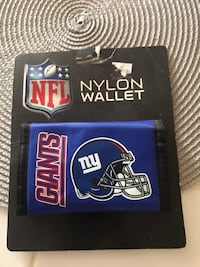 New York Giants wallet