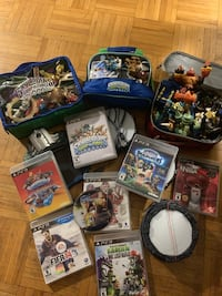 PS3 games and sky landers  Toronto, M9M 2V4