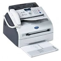Brother IntelliFax 2820 Laser Fax Machine and Printer Sellins at 4800 Sheppard Ave East unit #120 Toronto