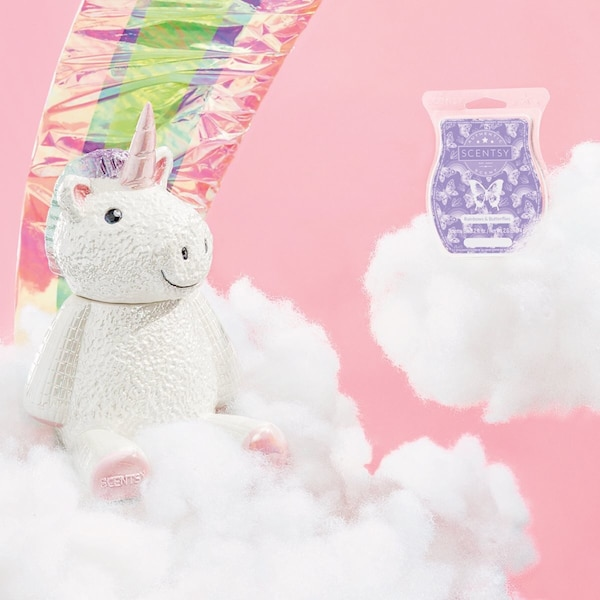 Unicorn Scentsy Warmer