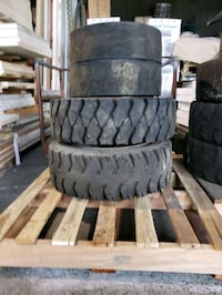 Forklift tires for sale! Vancouver