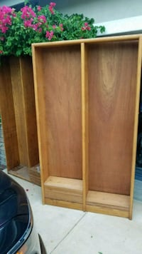 Cabinets - Two 6.5 ft x 3.5 ft