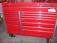 REDUCED KRL 1001A SNAP ON Toolbox