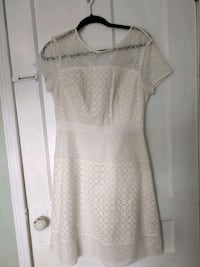 Banana republic women's white sleeveless dress Toronto, M8Z 3X4