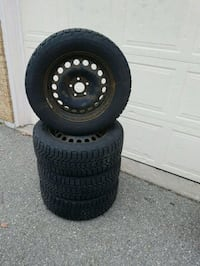 Snow Tires:  [PHONE NUMBER HIDDEN] S Firestone Winterforce Whitby, L1N 6C4