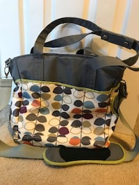Diaper Bag with changing pad McHenry, 60050