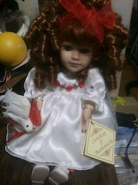 Collectable Porcelain Doll Alexandria, 22306