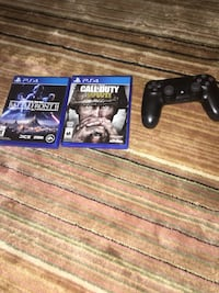 Starwars BF2, cod WWII and ps4 controller Stoney Creek, L8E 3G7