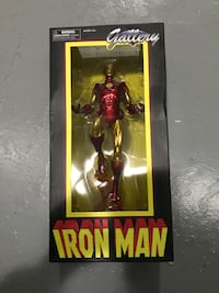 Gallery Iron Man action figure package Toronto, M5V 2P3