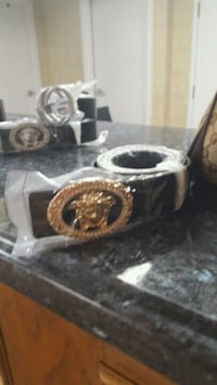 Belts Versace gucci for men Mississauga, L4X 1L9