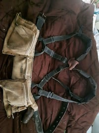 Roofing Tool belt with suport staps Kawartha Lakes, K0L 2W0