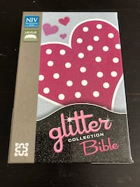 Glitter collection bible
