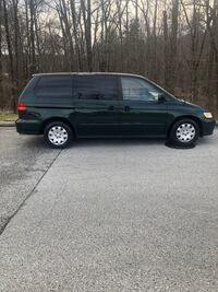 Price reduction: 2001 Honda Odyssey Van 208,000 miles