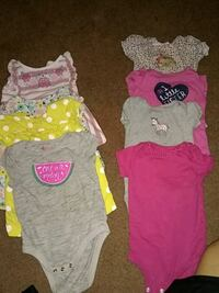 toddler's assorted clothes Palm Springs, 92262