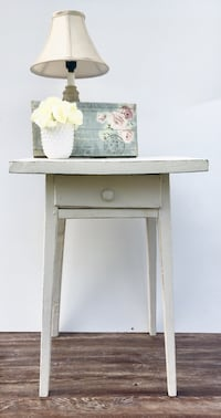 Shabby Chic Vintage Nightstand Side End Table Night Stand  Groveland, 34736