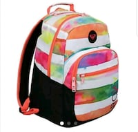 Roxy GT Aqua Stripe Backpack Fairfax, 22031