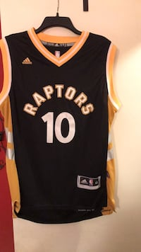 Used Toronto Raptors  OVO  edition DeMar DeRozan jersey for sale in ... 094fdeca0