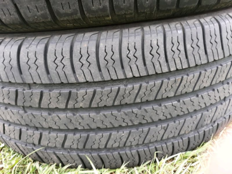 Used Tires 225 2