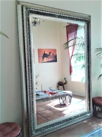 $1100  Large Wall Sized Standing Mirror 5.5 Ft. x 7.5 Ft. tall Frisco