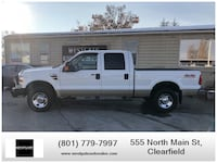 2008 Ford F250 Super Duty Crew Cab for sale Clearfield