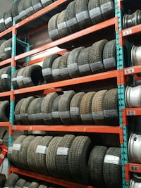 LOTS OF SINGLE TIRES CHEAP Mississauga