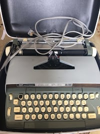 gray Coronet Electric typewriter Alexandria, 22041