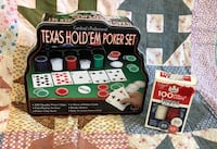 Texas Holdum Card Game in Tin Hellertown