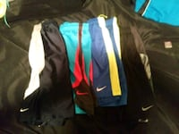 black and blue Nike zip-up jacket Moncton, E1C 2S2