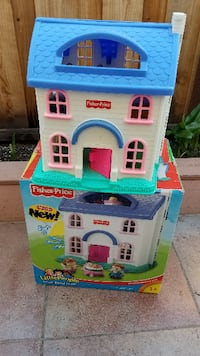 Fisher-Price Little People Home Sweet Home Set Milpitas