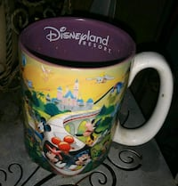 Disney ceramic coffee mug collectors item Long Beach, 90804