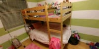 Ikea bed in excellent condition 9 months old . Toronto, M9B